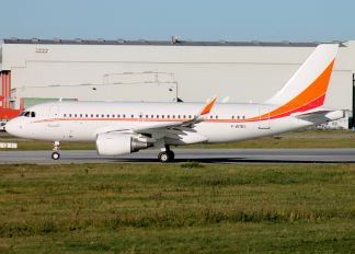 F-WTBJ - Private Airbus A319 CJ