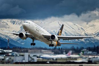 N344UP - UPS - United Parcel Service Boeing 767-300F