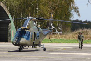 H36 - Belgium - Air Force Agusta / Agusta-Bell A 109BA