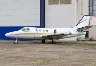 N80364 - Private Cessna 500 Citation
