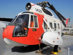 1429 - USA - Coast Guard Sikorsky HH-52A Seaguard