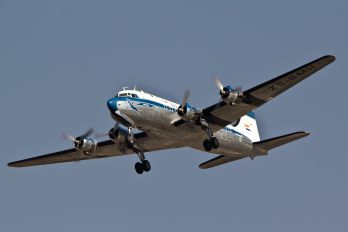 ZS-BMH - South African Airways Historic Flight Douglas DC-4