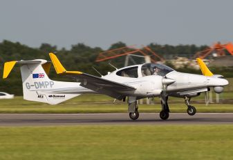 G-DMPP - Diamond Aircraft Industries Diamond DA 42 Twin Star