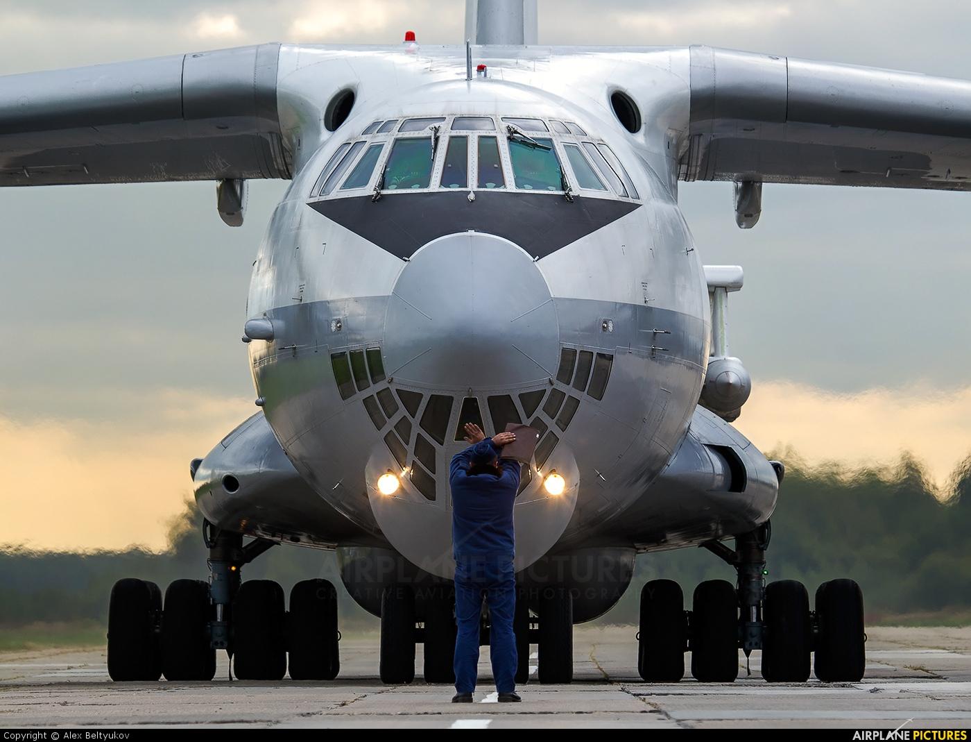 Russia - Air Force RF-94277 aircraft at Ryazan - Dyagilevo