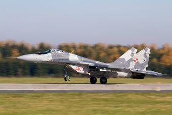 4103 - Poland - Air Force Mikoyan-Gurevich MiG-29G