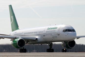 EZ-A010 - Turkmenistan Airlines Boeing 757-200