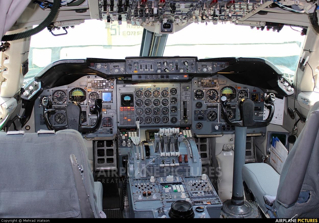 Iran Air EP-IAC aircraft at Mumbai - Chhatrapati Shivaji Intl