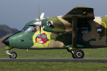 0215 - Poland - Air Force PZL M-28 Bryza