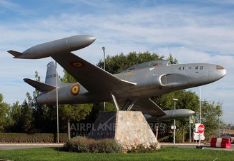 E.15-30 - Spain - Air Force Lockheed T-33A Shooting Star