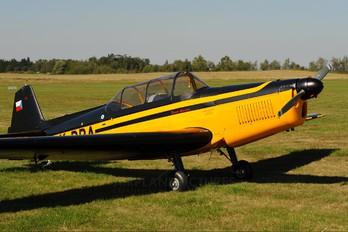OK-DRA - Private Zlín Aircraft Z-526F