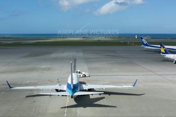 JA08AN - ANA/ANK - Air Nippon Boeing 737-700