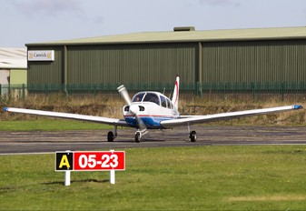 G-BXLY - Private Piper PA-28 Cherokee