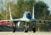 12 - Bulgaria - Air Force Mikoyan-Gurevich MiG-29UB aircraft