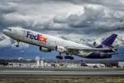 N623FE - FedEx Federal Express McDonnell Douglas MD-11F aircraft
