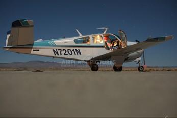 N7201N - Private Beechcraft 35 Bonanza V series