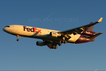 N522FE - FedEx Federal Express McDonnell Douglas MD-11F