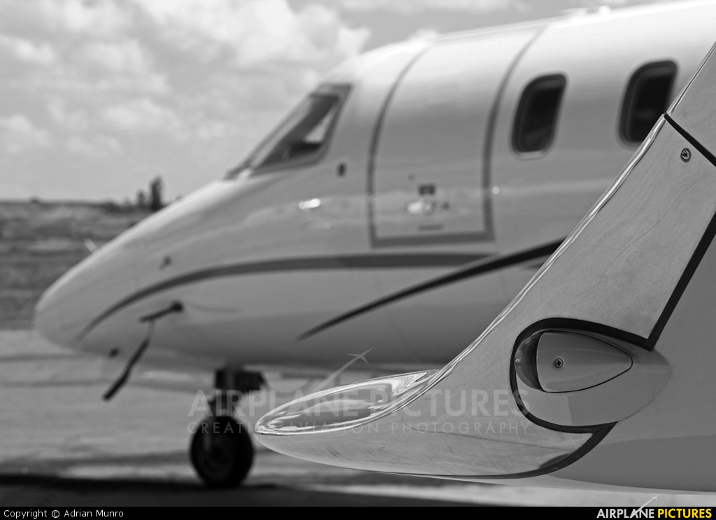 Private ZS-AJD aircraft at Lanseria
