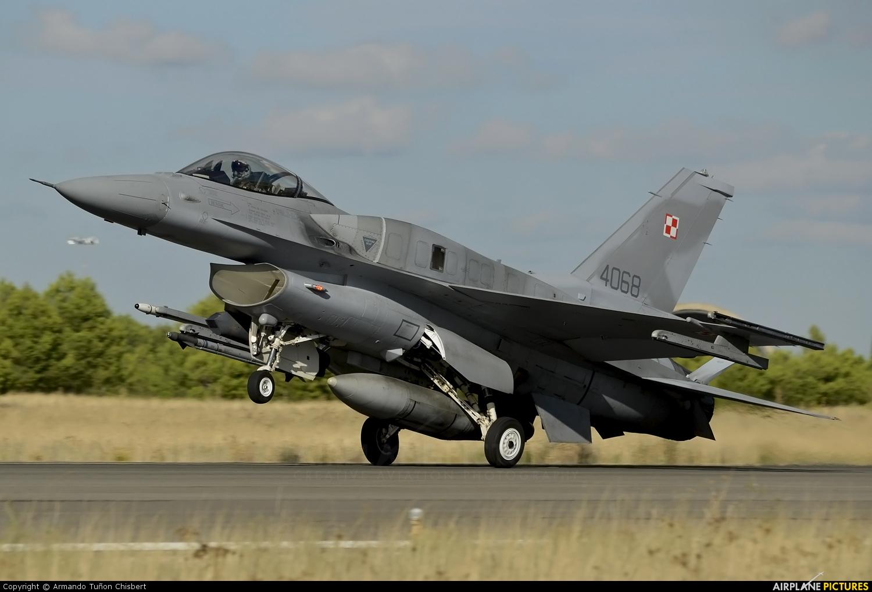 Poland - Air Force 4068 aircraft at Albacete
