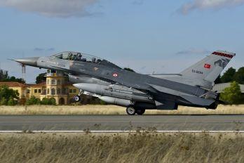 93-0694 - Turkey - Air Force Lockheed Martin F-16D Fighting Falcon