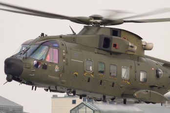 M-518 - Denmark - Air Force Agusta Westland AW101 512 Merlin (Denmark)