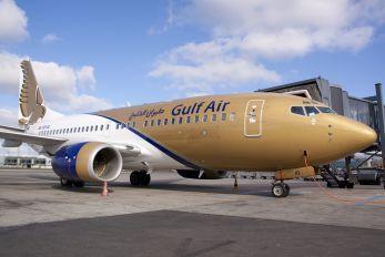 HB-IIQ - Gulf Air Boeing 737-700
