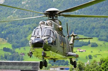 T-338 - Switzerland - Air Force Aerospatiale AS532 Cougar