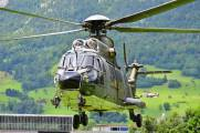 T-338 - Switzerland - Air Force Aerospatiale AS532 Cougar aircraft