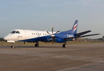 G-CDKB - Eastern Airways SAAB 2000
