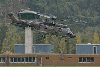 T-321 - Switzerland - Air Force Aerospatiale AS332 Super Puma