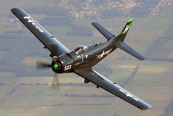 G-RADR - Private Douglas AD-4N Skyraider