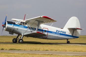 ZU-FOO - Private Antonov An-2