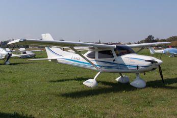 I-A444 - Private TL-Ultralight TL-3000 Sirius