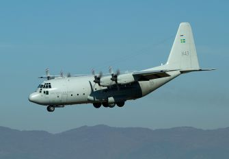 84003 - Sweden - Air Force Lockheed Tp84 Hercules