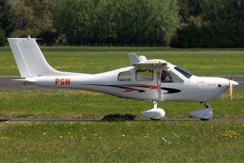 ZK-PSH - Private Jabiru J230