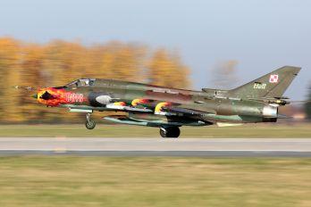 8818 - Poland - Air Force Sukhoi Su-22M-4
