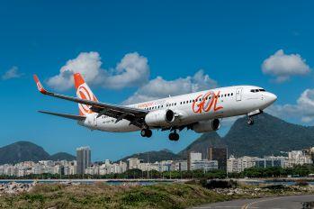 PR-GGN - GOL Transportes Aéreos  Boeing 737-800
