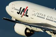 JA8981 - JAL - Japan Airlines Boeing 777-200 aircraft