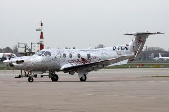 D-FEPG - Private Pilatus PC-12