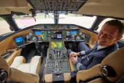 CS-GLB - NetJets Europe (Portugal) Bombardier BD-700 Global Express aircraft