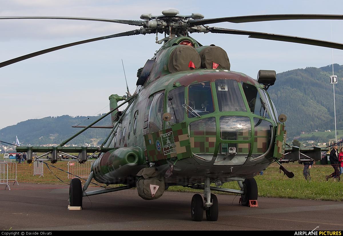 Slovakia -  Air Force 0845 aircraft at Zeltweg