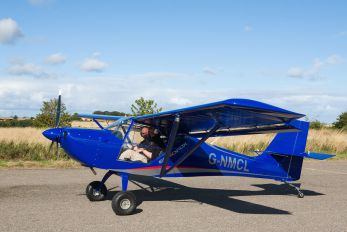 G-NMCL - Private Aeropro Eurofox 2K
