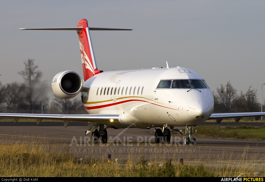 Airzena - Georgian Airlines 4L-GAA aircraft at Maastricht - Aachen