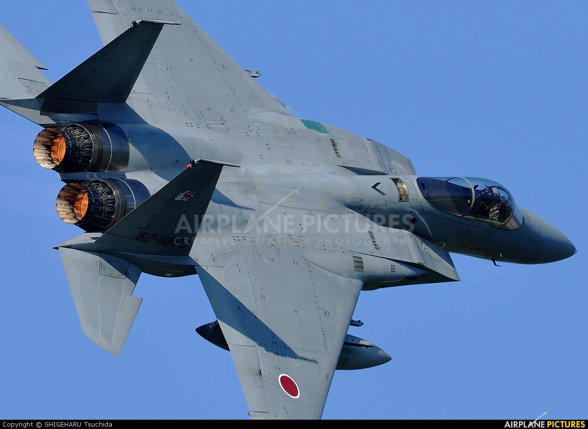 Japan - Air Self Defence Force 82-8899 aircraft at Tsuiki AB