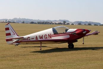 G-AWGN - Private Fournier RF-4