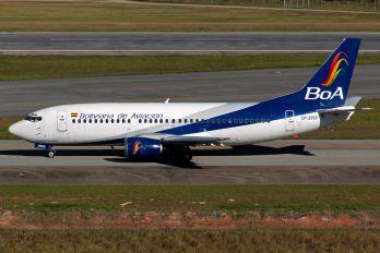 CP-2552 - Boliviana de Aviación - BoA Boeing 737-300