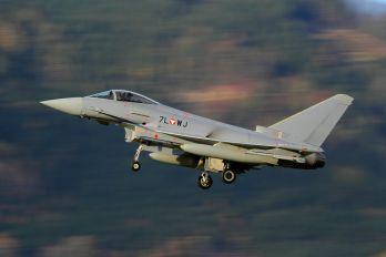 7L-WJ - Austria - Air Force Eurofighter Typhoon S
