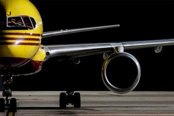 OO-DPJ - DHL Cargo Boeing 757-200F