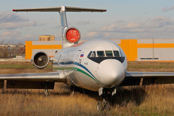 RA-42371 - Elbrus Avia Yakovlev Yak-42