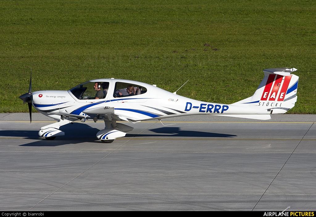 Private D-ERRP aircraft at Innsbruck