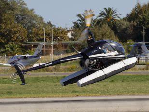 F-GVAH - Private Robinson R22 Mariner